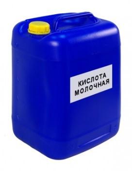 Молочная кислота 35кг